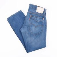 Modern LEVI'S 514 Straight Fit Men's Blue Jeans W36 L34