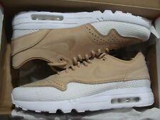 463352d57af4f Men s Nike Air Max 1 Ultra 2.0 Premium Ao2449 200 Vachetta Tan Size 13