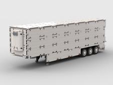 RBi Bauanleitung 42078 Kühlauflieger Eigenbau Mack Anthem MOC aus LEGO® Steine