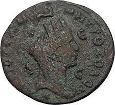 PHILIP I the ARAB 247AD Antioch on Orontes Seleukis TYCHE Ram Roman Coin i56577