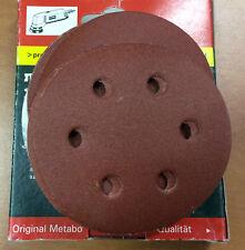 Metabo 624047 Sanding Disc - 240grit to suit SXE400 Sander