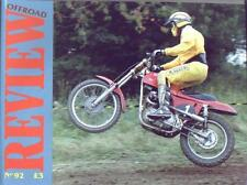 OFF ROAD REVIEW Magazine - 7 ISSUES - Nos.92-98 + 1 Special Issue(NEW COPIES)