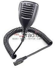 NEW ICOM HM-169 IP57 WATERPROOF F50 F60 F70 F80DT F4161DT F3161S SPEAKER MIC