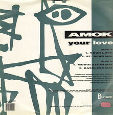 AMOK - Your Love - D:Vision