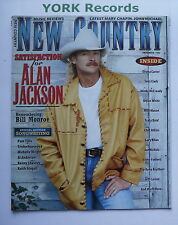 NEW COUNTRY MAGAZINE - November 1996 - Alan Jackson / Bill Monroe / Pam Tillis
