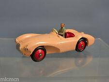 """Dinky Toys Modelo No.104 Aston Martin DB3S versión """"rosa"""" raros"""