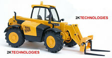JOAL 184 - JCB 531-70 Loadall With Forks 1/35 Scale New Boxed - Tracked 48 Post