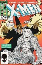 Uncanny X-Men #190 (Marvel Comics 1985)