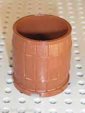 Tonneau LEGO WESTERN OldBrown XXL barrel 30139 /Set 2126 6769 6762 6765 6761 ..