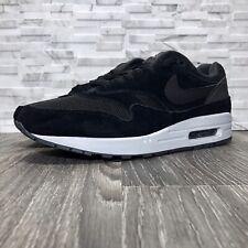 Nike Air Max 1 Reflective Heel (AH8145-006) Mens Black Running Shoe Size 12