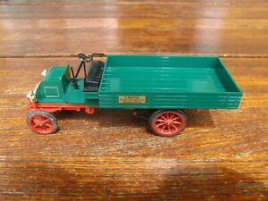 CURSOR BÜSSING offener LKW Motorlastwagen 1903 Nr. 982 grün 1:35 Spur 1