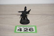 Warhammer Necromunda Escher líder 40k-metal fuera de lote de 426