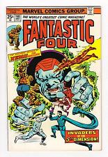 FANTASTIC FOUR 158 (VF/NM) QUICKSILVER and XEMU (FREE SHIPPING with BIN)*