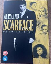 Scarface (1983) - Gold Edition NEW SEALED DVD
