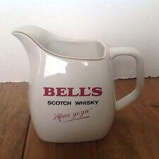 Bells Scotch Whisky Water Jug