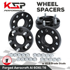 4pcs 25mm 5x4.5(5x114.3mm) Hub centric Wheel Spacers 12X1.25 66.1mm Adapters
