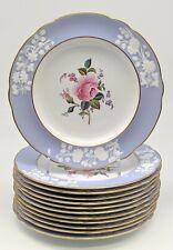 "Romantic Maritime Rose Copeland Spode 8"" Salad Plate"
