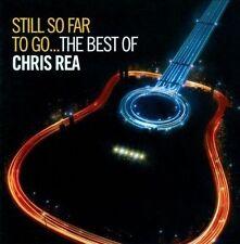CHRIS REA - Still So Far to Go: The Best Of (2 CD Australia 2009) BRAND NEW MINT