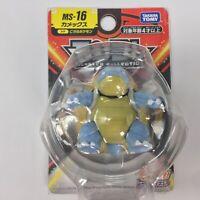 Takara Tomy Pokemon Monster Collection MS-16 Blastoise Figure Moncolle F/S New