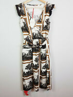 [ LEONA EDMISTON ] Womens Priscilla Dress NEW $495   Size 1 or AU 10 / US 6