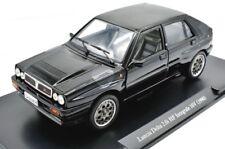 MODELLINO AUTO LANCIA DELTA HF INTEGRALE SCALA 1:24 CAR MODEL MINIATURE DIECAST