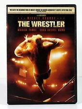 The Wrestler (DVD, 2009, Checkpoint; Sensormatic; Widescreen) Mickey Rourke