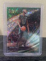 2019-20 Panini Select Celtics Tacko Fall Silver Disco Prizm Rookie RC PSA 10?