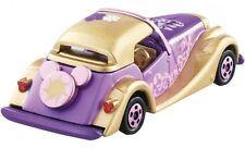 Takara Tomy Tomica Disney Motors DM-08 Dream Star Rapunzel FROM JAPAN