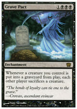 1 x MTG Grave Pact Eighth Edition - Moderatly Played, English