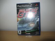 Grand Tour Racing GT-R 400 - PlayStation 2 PS2 - New & Sealed pal