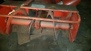 """Gravely snowblower 38"""" for riding tractor"""