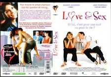 DVD Love & Sex | Famke Janssen | Comedie | Lemaus