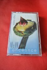 Sasha Sokol Once Once Latin Pop Cassette Tape 1997 SEALED BRAND NEW