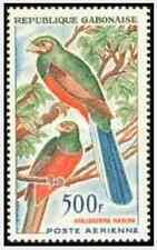 Timbre Oiseaux Gabon PA16 ** lot 15745
