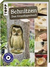 Schnitzen von Karsten Selke, Reinhold Büdeker, Mareen Pries, Jörg Hille und Nicola Mazrek (2016, Gebundene Ausgabe)