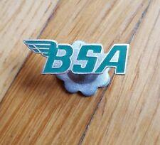 BSA - Pin - Emaille - grün