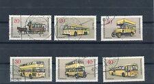 Berlin Mi.-Nr. 446-451 gestempelt Berliner Verkehrsmittel - b3702