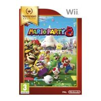 Mario Party 8 For PAL Wii (New & Sealed)