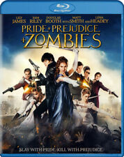 Pride + Prejudice + Zombies (Blu-ray) (Canadia New Blu