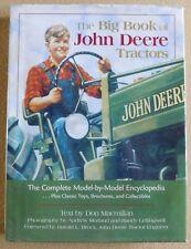 The Big Book of John Deere Tractors by Don Macmillan 1999