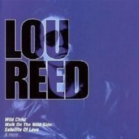 """LOU REED """"COLLECTIONS"""" CD 12 TRACKS BEST OF NEW"""