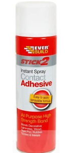 INSTANT SPRAY CONTACT ADHESIVE