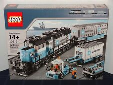 Lego Creator Maersk Train 10219  New Sealed