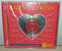 CANTA IL CUORE - LE PIU' BELLE CANZONI D'AMORE 3 - DONNA MODERNA - CD