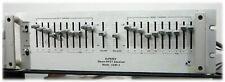 Superex Model GEM-3 Stereo BIFET Equalizer 2 x 10 Band