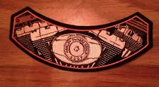 Harley Davidson Owners Group Rocker Patch HOG 2007 Motorcycle