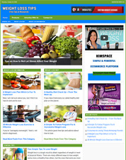Weight Loss Website Business For Sale Work From Home Business Opportunity