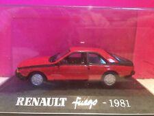 SUPERBE RENAULT FUEGO 1981 EN BOITE 1/43 G7