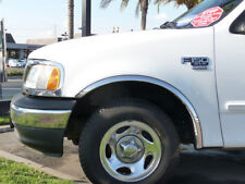 1997-2003 Ford F-150 POLISHED Stainless Steel Fender Trim 3106 TFP