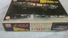 EMS F / S      Imai-Space-1999-Eagle-1-Plastic-Model-Kit-Pull-Back-Vintage-Toy